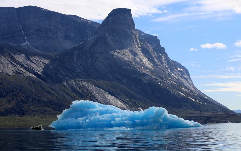 Nuuk jäävuoria