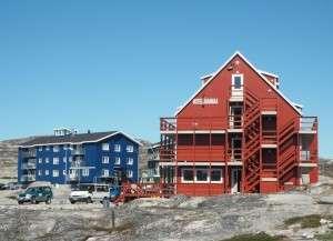 Avannaa Ilulissat Grönlanti
