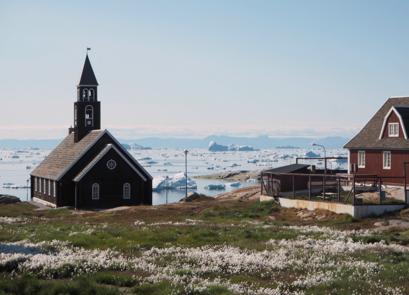 Ilulissat kirkko