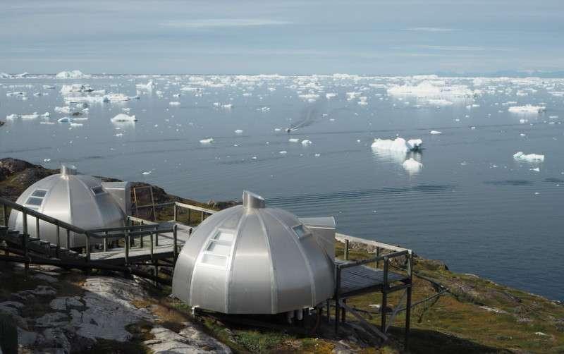 Hotel Arctic iglu Ilulissat