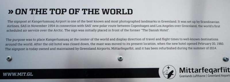 Kangerlussuaq On the Top of the World