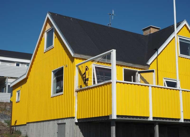 Värikästä Nuukia