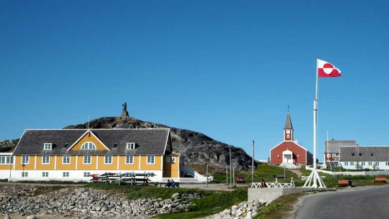 Nuuk kirkko