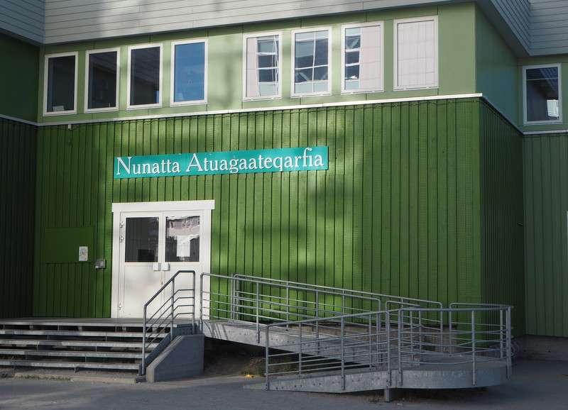 Nuuk kirjasto
