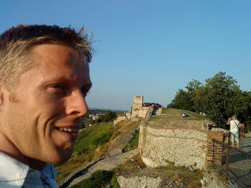 Gunnar in Belgrad