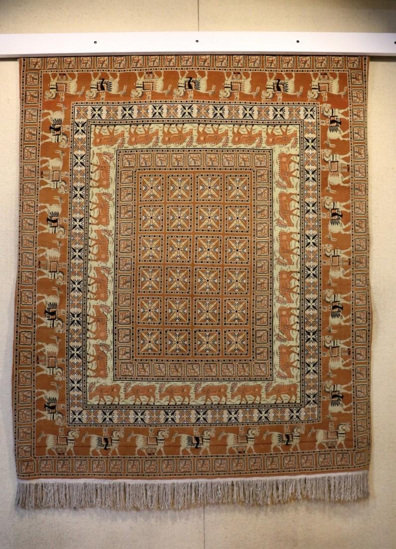 Maailman vanhin matto