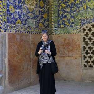 Päivän asu Isfahan