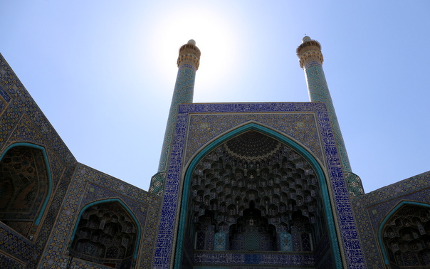 Imaamin aukio Isfahan Iran