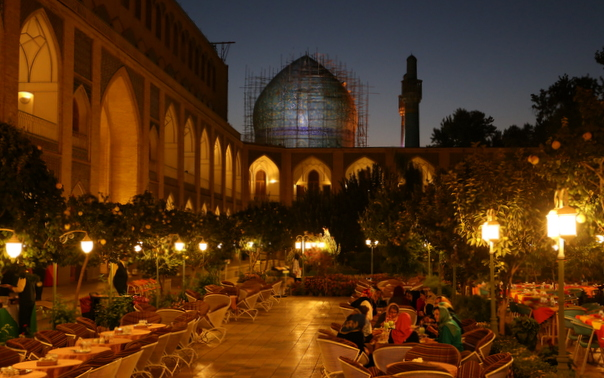 Isfahan Abbasi hotel