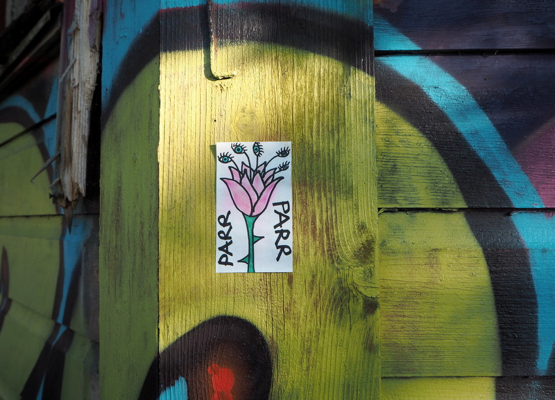 Kruunuvuori graffiteja