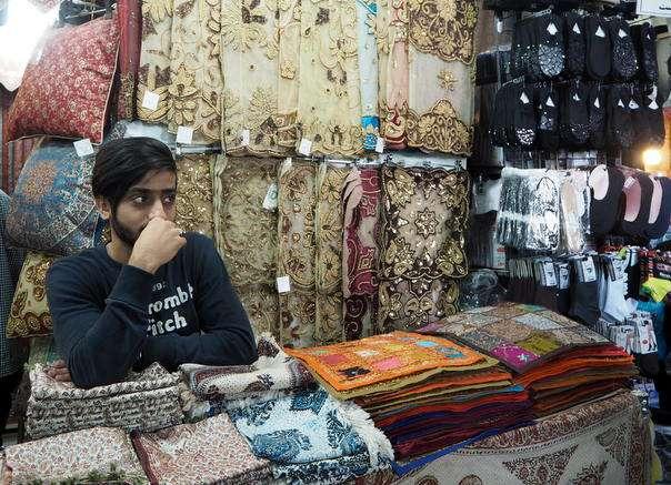 Basaari Teheranissa