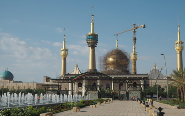 Ajatollah Khomeinin mausoleumi Iran