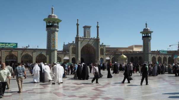 Qom Iran