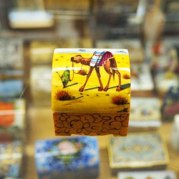 Miniatyyripaja Isfahan