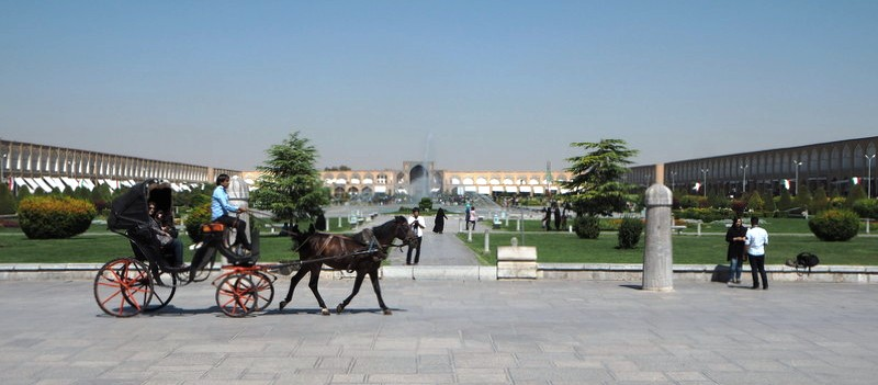 Isfahan Imaamin aukio