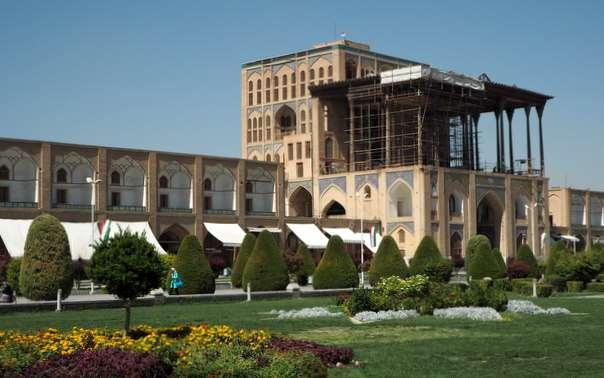 Shaahin palatsi Isfahan