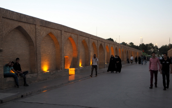 Isfahan illalla
