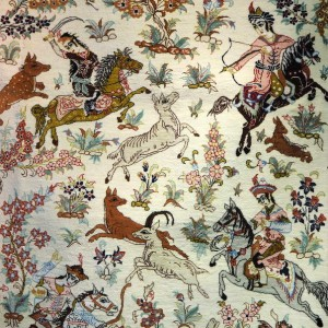 Isfahan Abbasi carpet