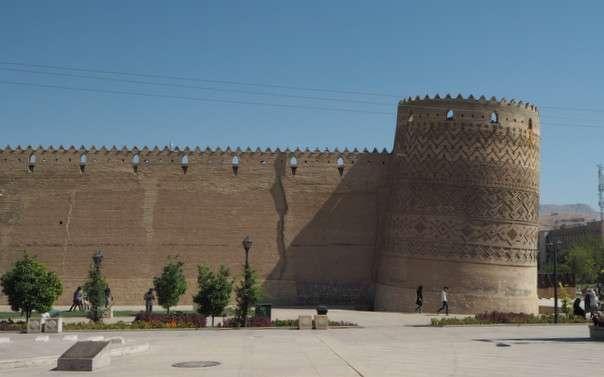 Shiraz linnoitus