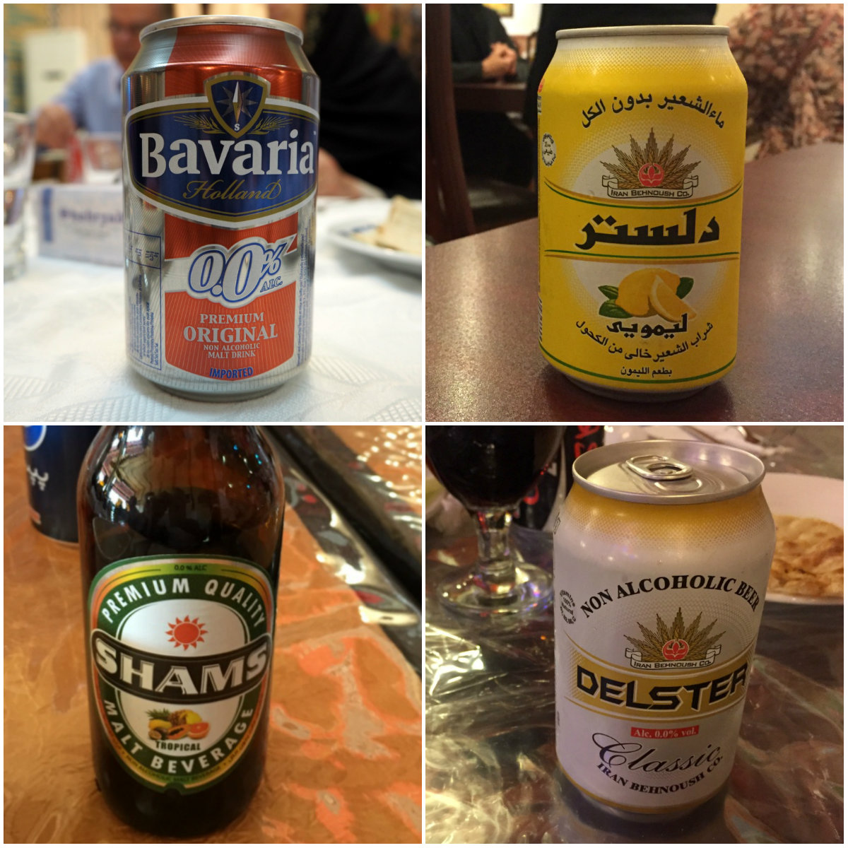 Iran beer