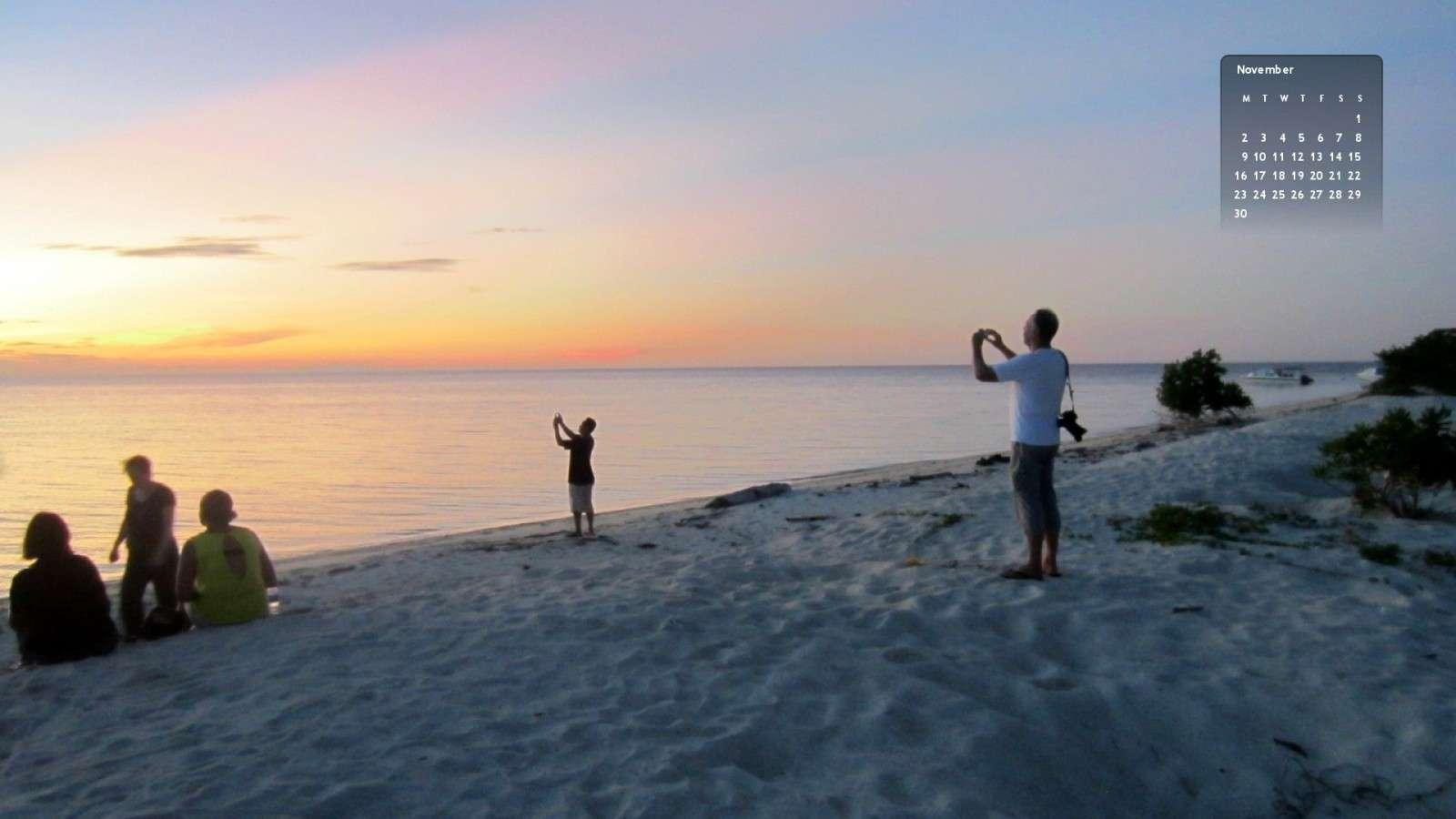 Marraskuun kuva – Turtle Island