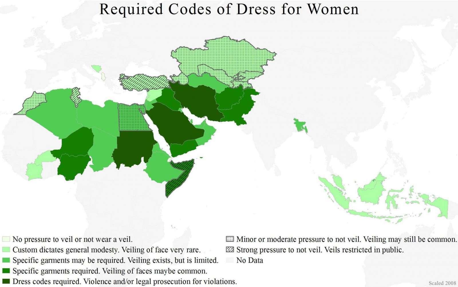 Naisten pukeutuminen
