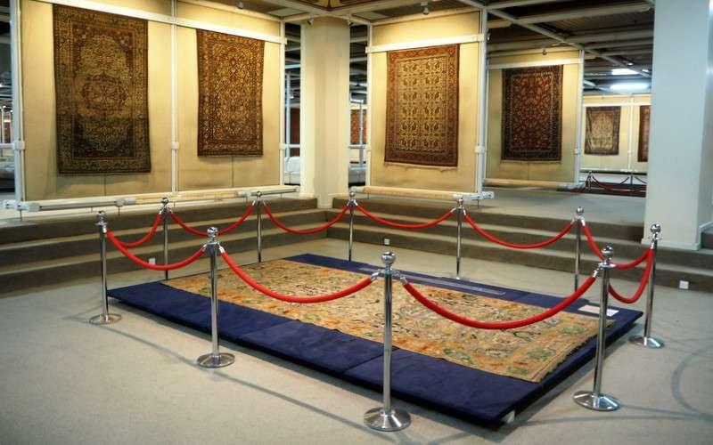 Iran Teheran mattomuseo