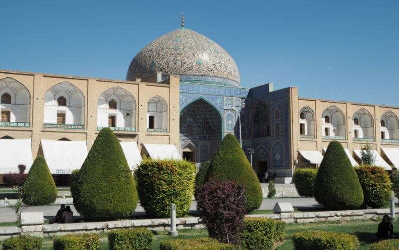 Iran Isfahan Imaaminaukio