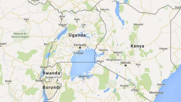 RuandaUgandaKenia