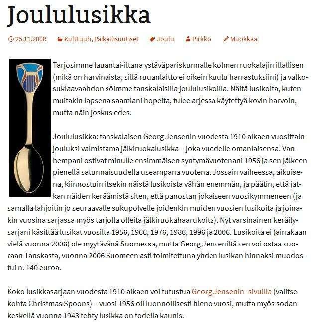 Meriharakka.net 2008