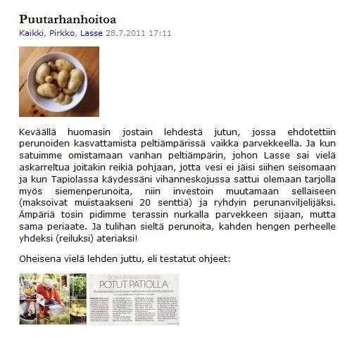 Meriharakka.net 2011