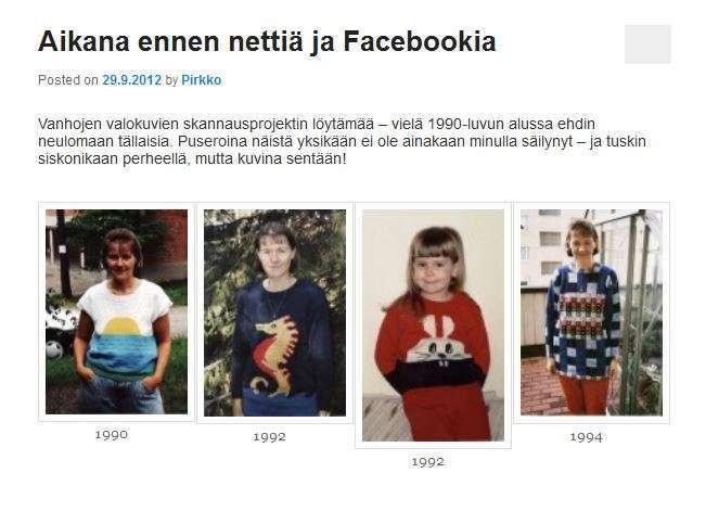 Meriharakka.net 2012
