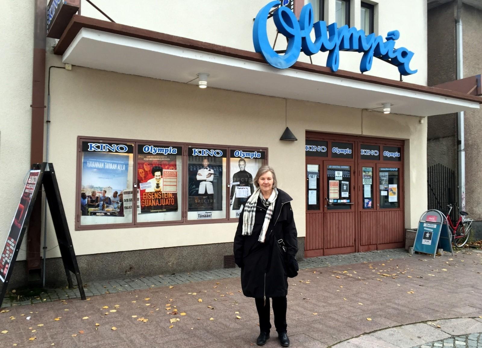Kino Olympia Hangon elokuvajuhlat