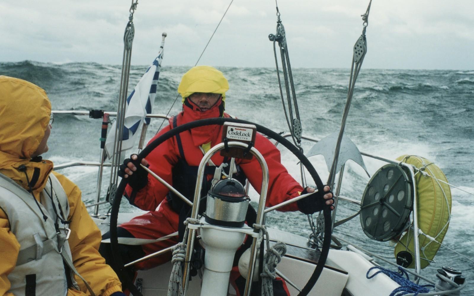 Myrskyssä Hankoon 2000