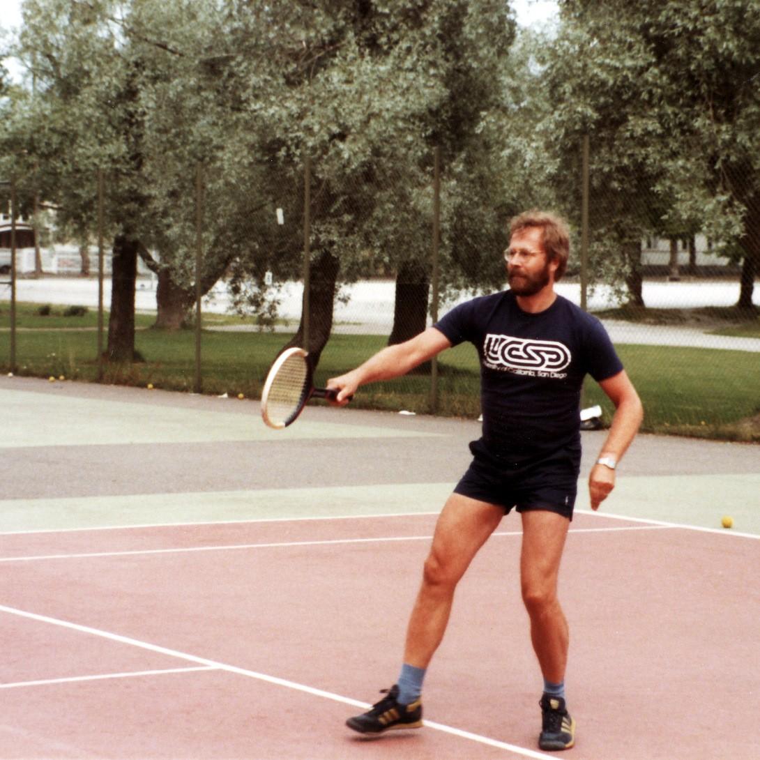Tenniskurssi 1983