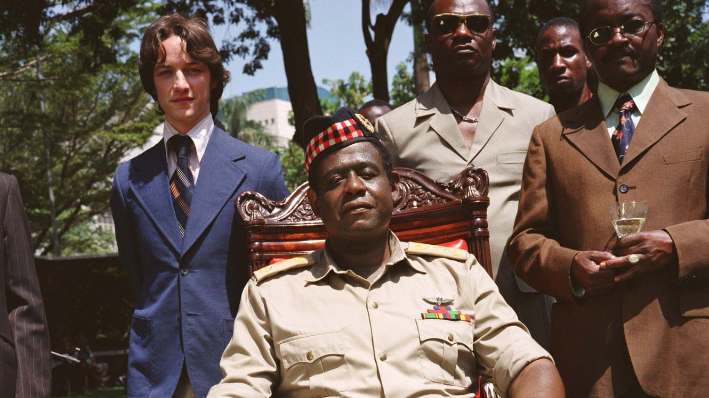 Uganda dictator