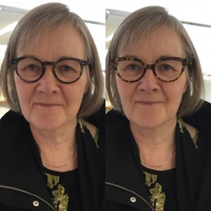 Uudet lasit