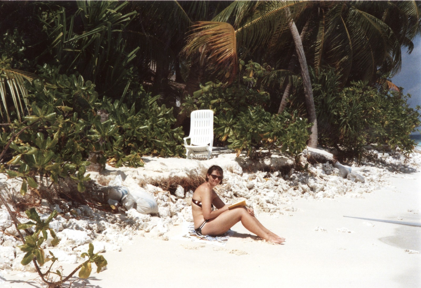 Aurinkoranta Malediivit 1991