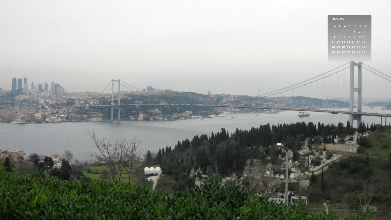 Istanbul Bosporin salmi