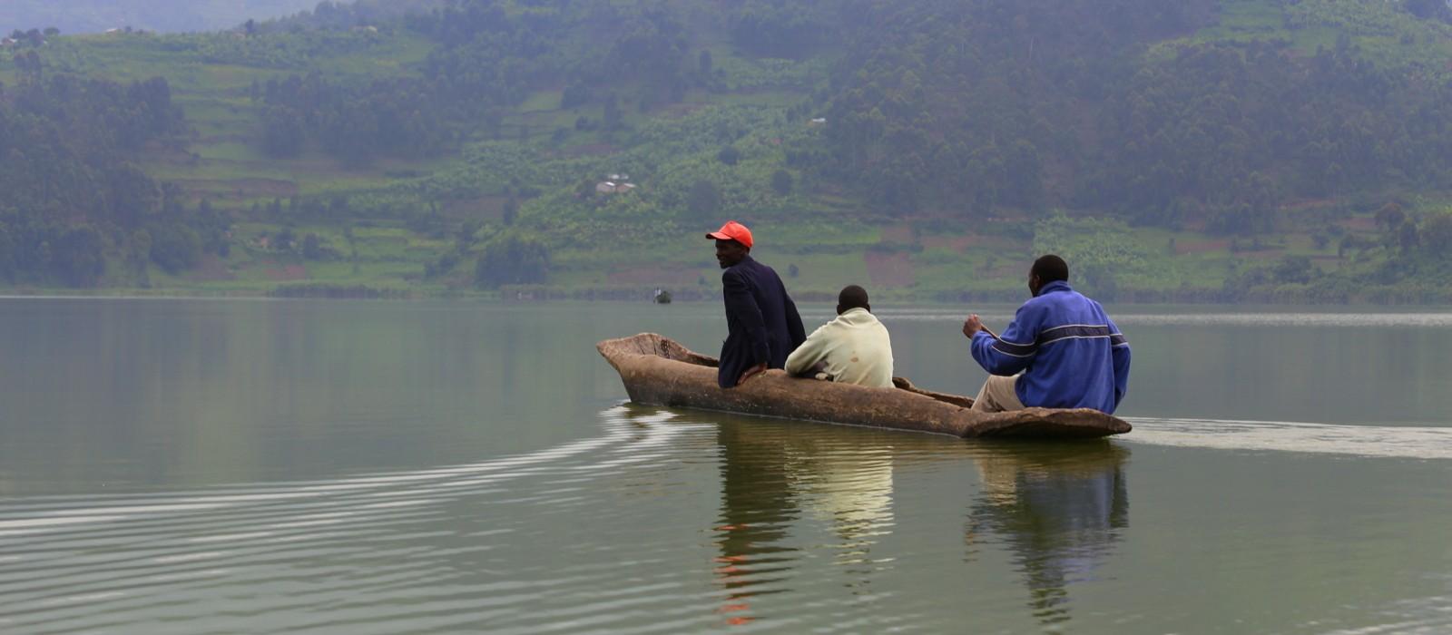 Uganda järvet
