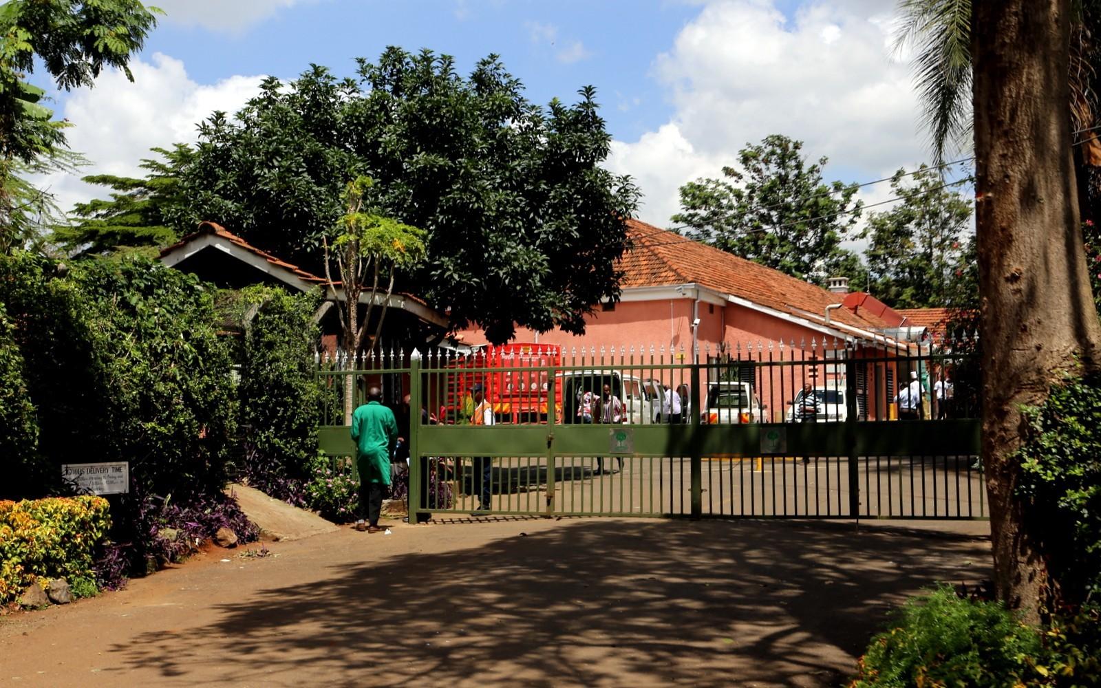 Muthaiga Country Club Nairobi