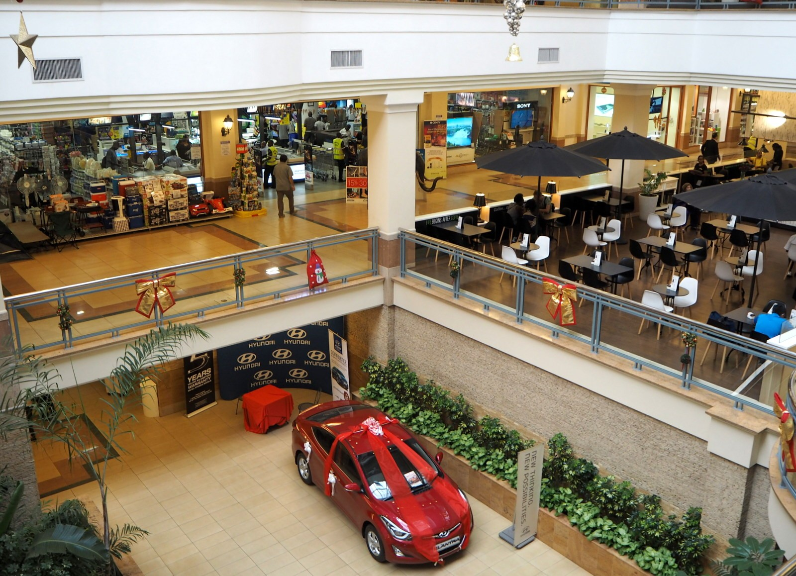 Westgate Nairobi Kenia