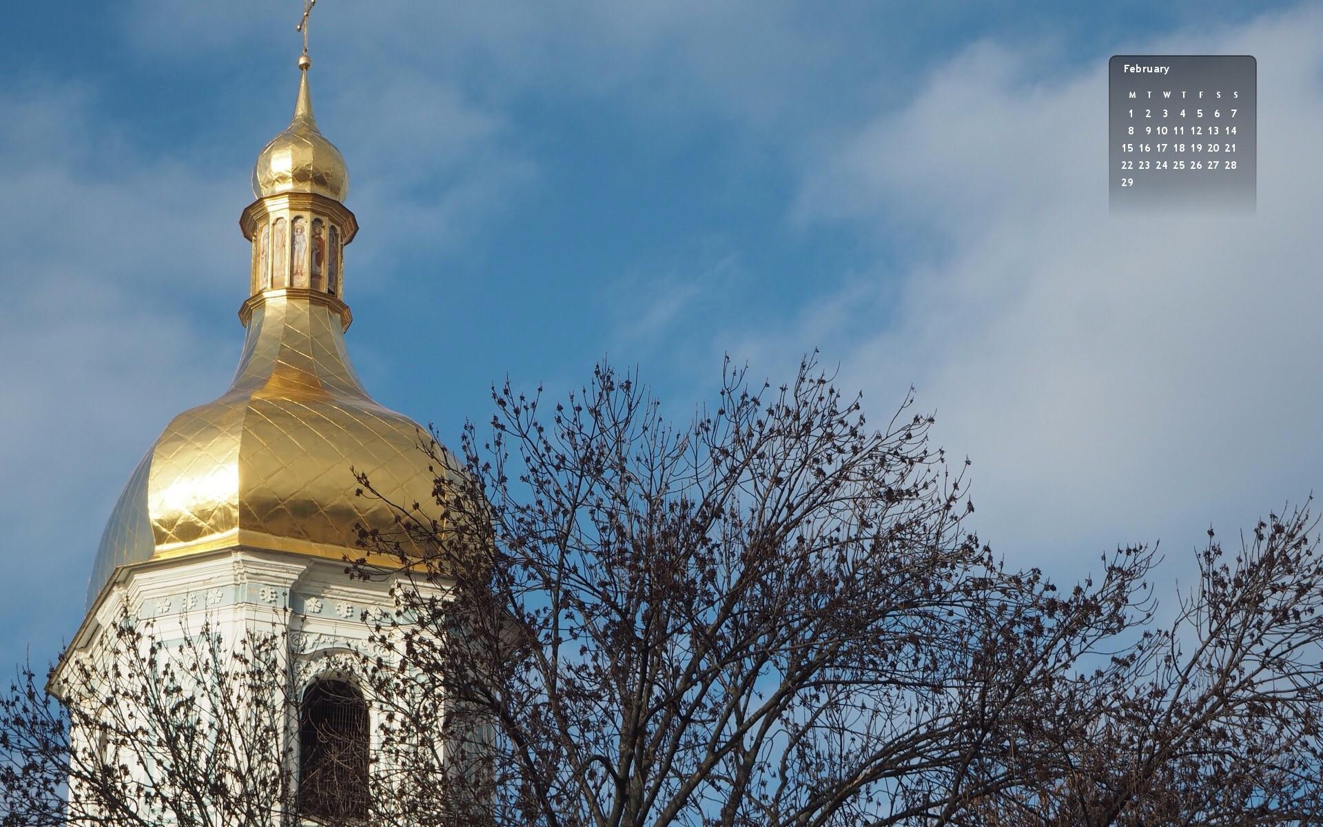 Helmikuun kuva – Saint Sophia Kiova