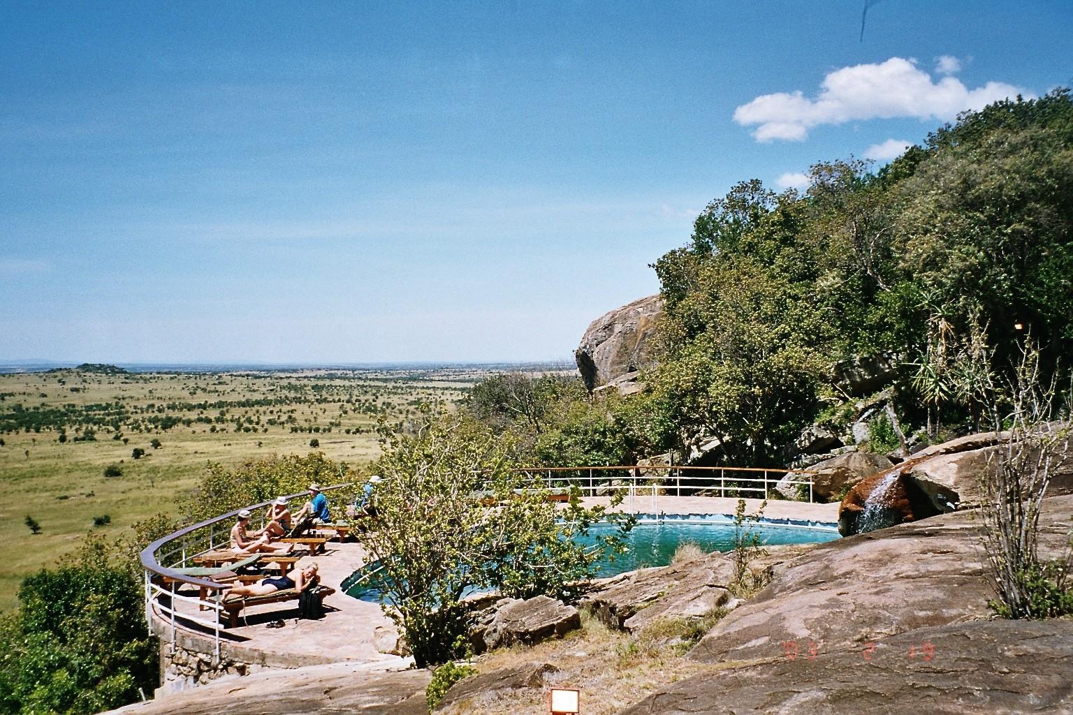 Lobo lodge Serengeti