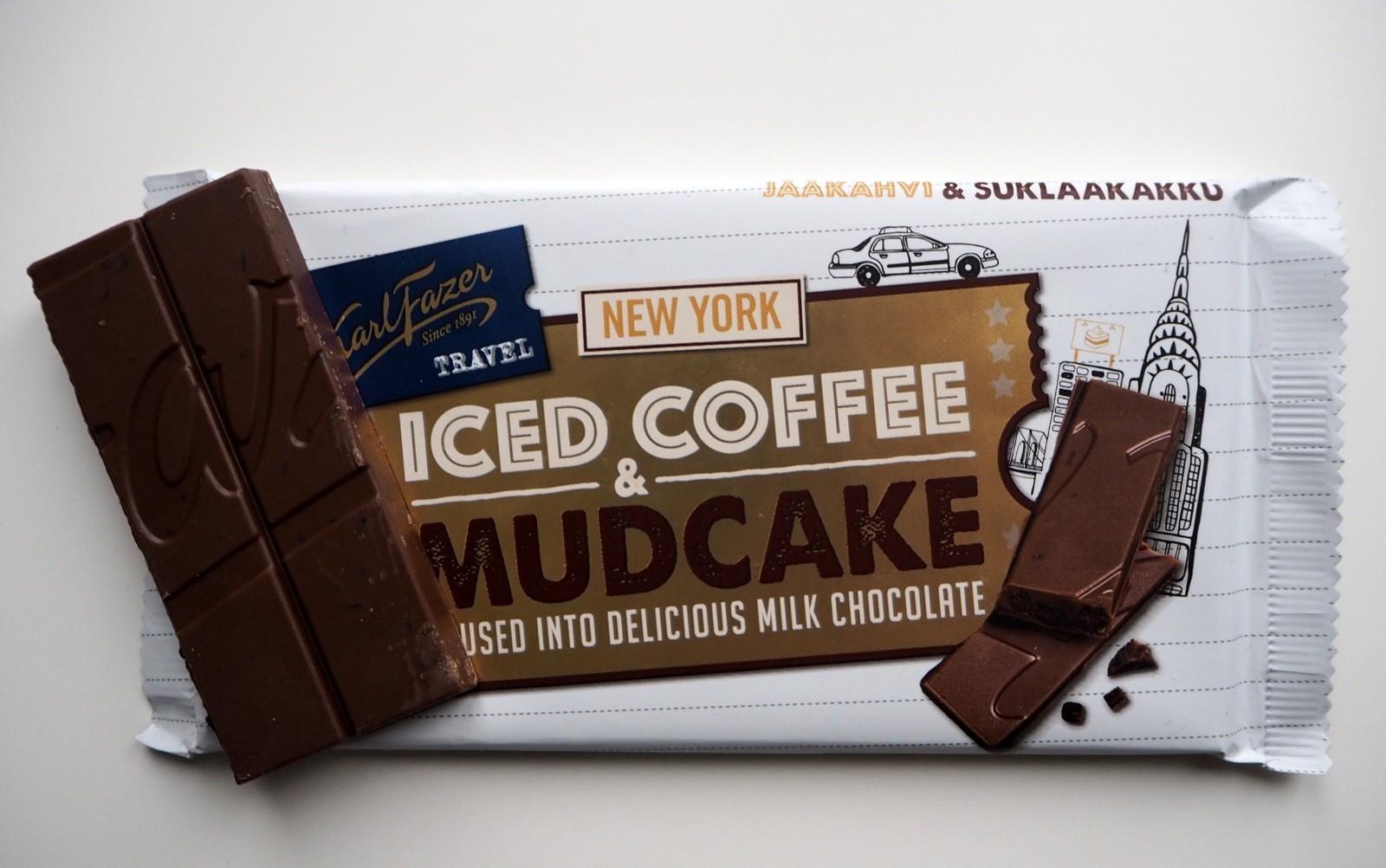 Fazer Iced Coffee Mudcake
