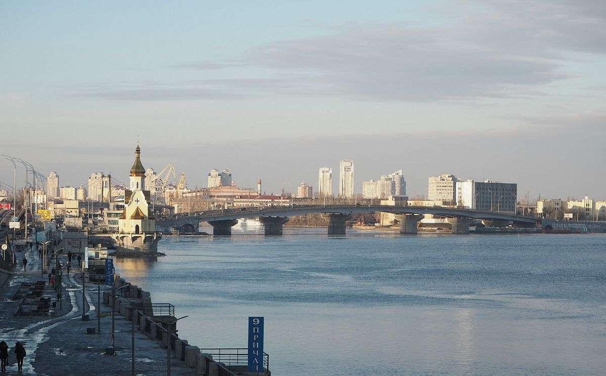 Kiova Dnieper