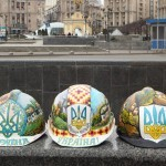 Maidan-aukio ja muuta Kiovaa