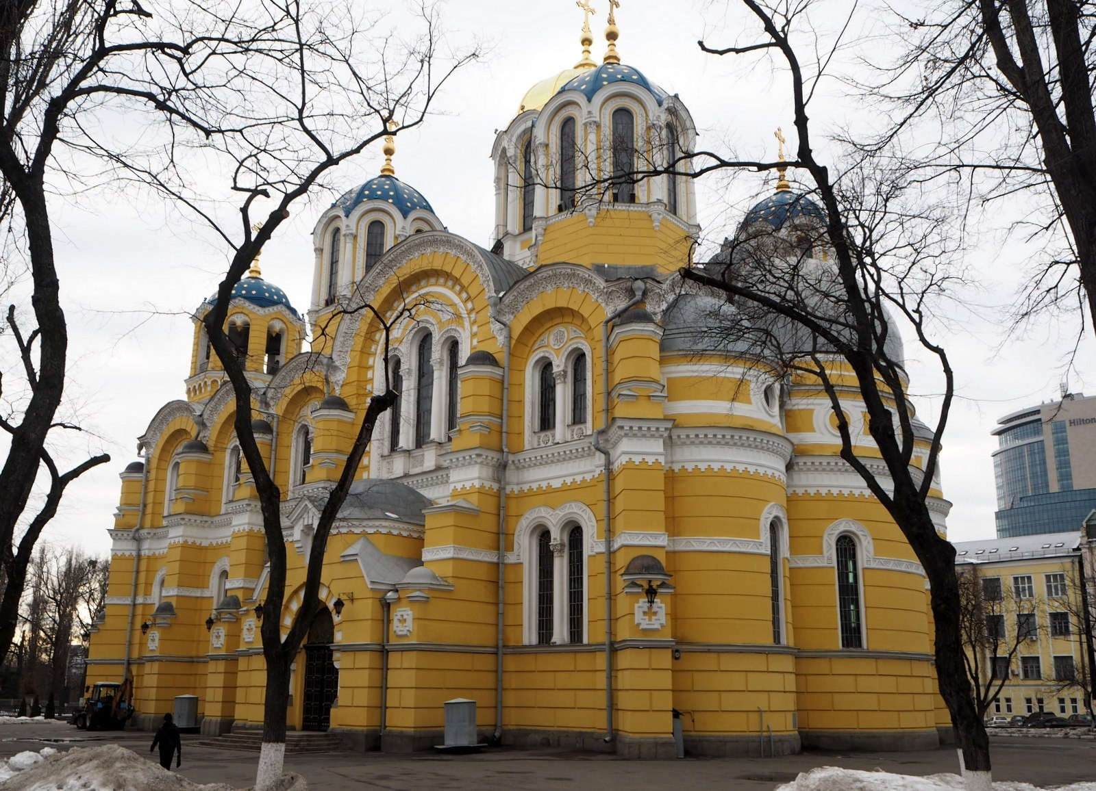 St Volodymyr Kiova