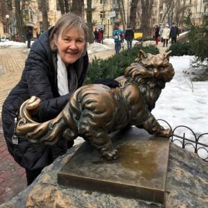 Kissa Kiovassa