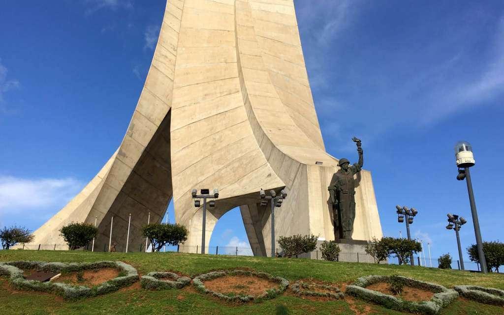 Marttyyrien muistomerkki Algiers